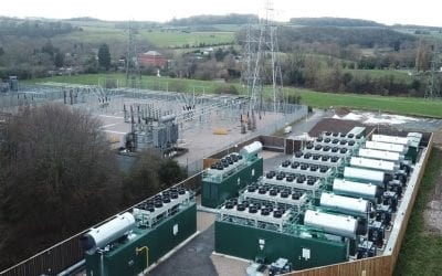 FES Delivers First 40MW STOR Project