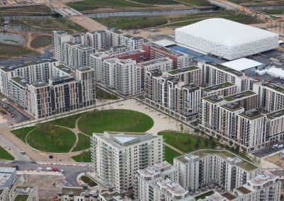 2012 London Olympic Village