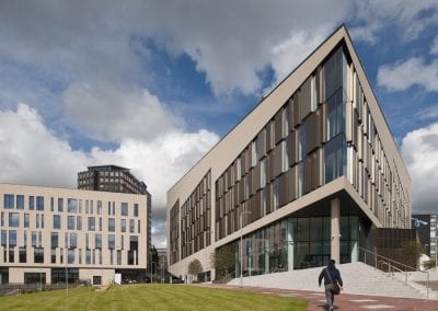 University of Strathclyde TIC Building