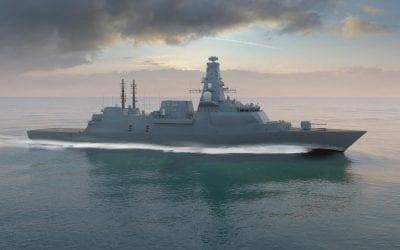 Royal Navy's Type-26 Frigates