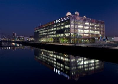 BBC Scotland HQ Pacific Quay
