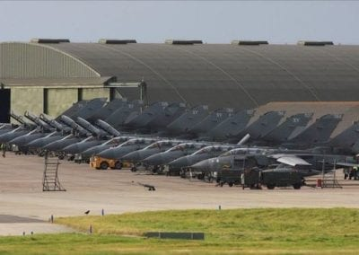 RAF Lossiemouth – HV Infrastructure