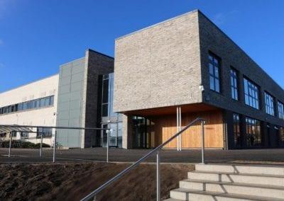 Dunbar Grammar School Expansion