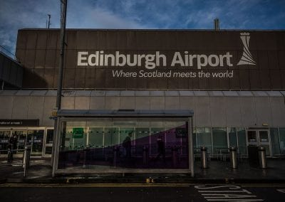 Edinburgh Airport 11kv Substation Upgrades