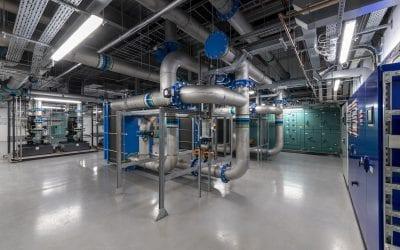 Advanced Computing Facility for the University of Edinburgh