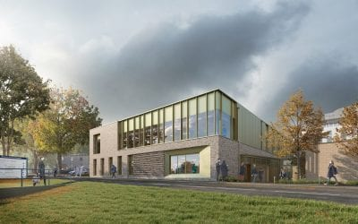 New Linear Accelerator (LINAC) treatment facility at NHS Lothian's Western General