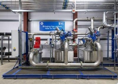 Stirling Renewable Heat Project