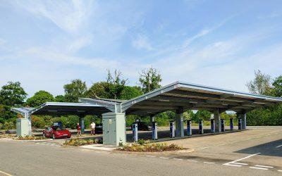 FES delivers Castleview Low Carbon Transport Hub