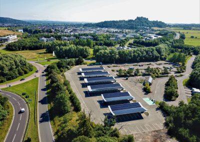 Castleview Low Carbon Transport Hub